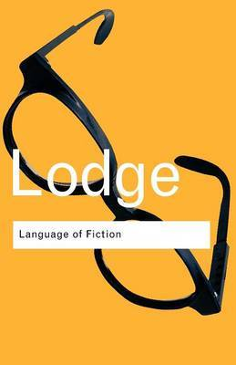 The Language of Fiction by David Lodge