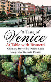 A Taste of Venice by Donna Leon image