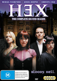 Hex Season 2 on DVD