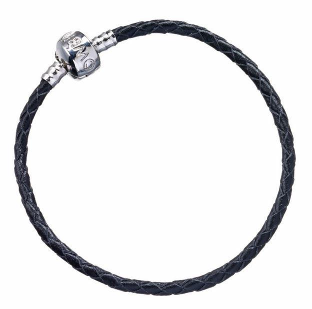 Harry Potter: Slider Charm Leather Bracelet - Large