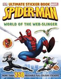 Spider-Man Ultimate Sticker Book World of the Web-slinger by DK