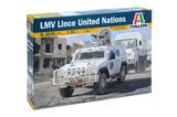 Italeri 1:35 LMV Lince United Nations Model Kit