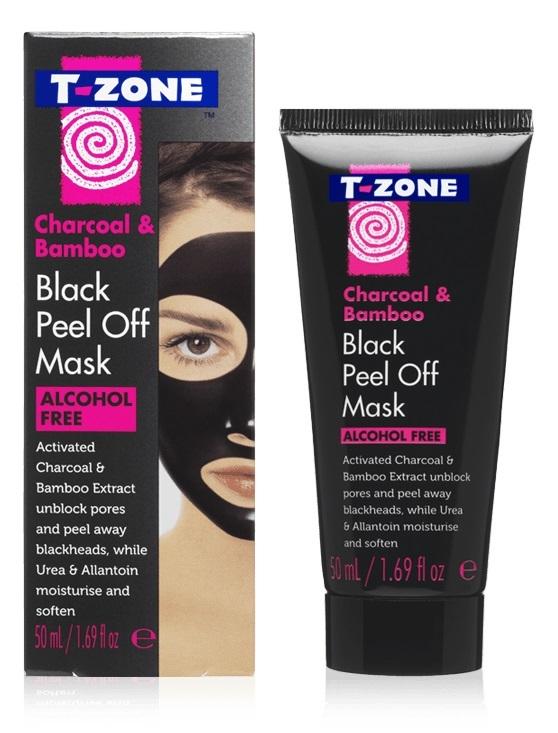 T-Zone Charcoal Peel off Mask (40ml) image