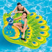Intex: Peacock Island - Inflatable Lounger (76'' x 64'')