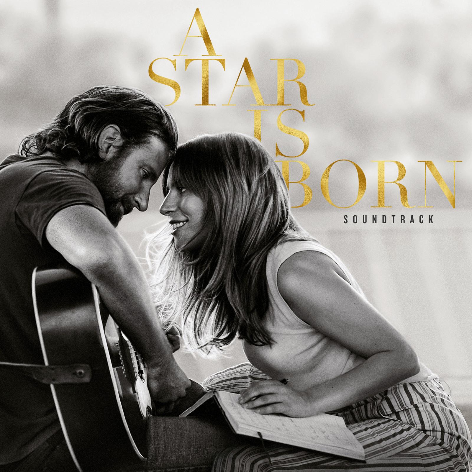 A Star Is Born by LADY GAGA & BRADLEY COOPER image