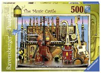 Ravensburger : Music Castle Puzzle 500pc