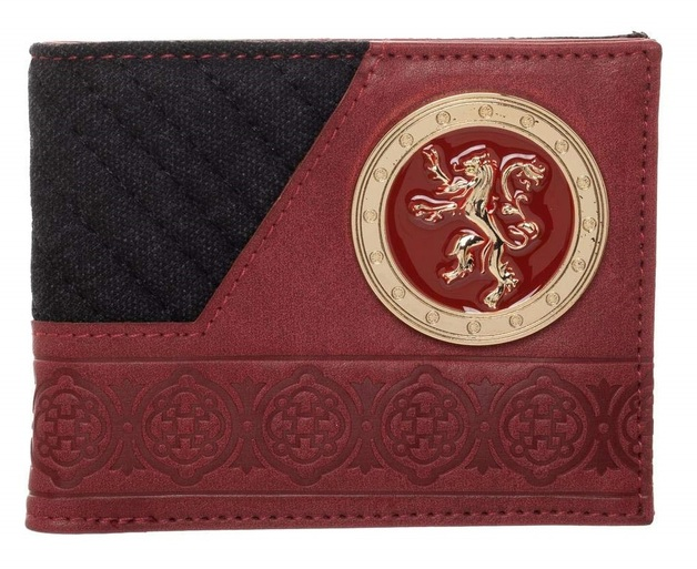 Game of Thrones: House Lannister - Bifold Wallet