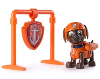 Paw Patrol: Action Pack Pup - Pull-Back Zuma