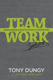 The Soul of a Team by Tony Dungy