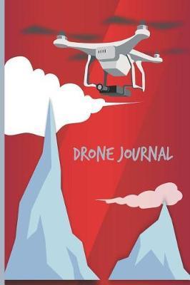 Drone Journal | Dazenmonk Designs Book | In-Stock - Buy Now