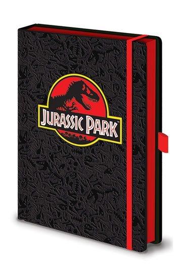 Jurassic Park: Premium Notebook A5 Classic Logo