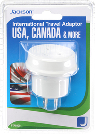 Jackson Outbound Travel Adaptor - NZ to USA/Canada & More