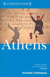 Traveller's History of Athens by Richard Stoneman image