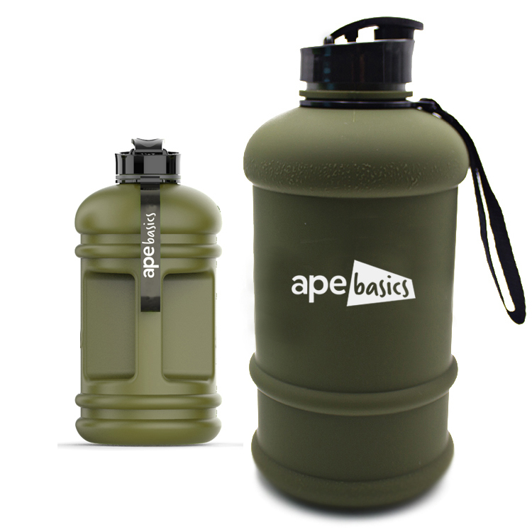 Ape Basics: Ultimate Hydration Bottle 2.2L (Khaki) image