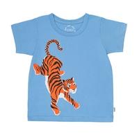 Bonds: Short Sleeve Crew Tee - Climbing Tigers (Size 2)