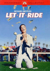 Let It Ride on DVD