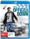 Officer Down on Blu-ray