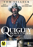 Quigley Down Under DVD