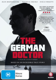 The German Doctor on DVD