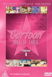 Cartoon Hall of Fame - Vol. 1 on DVD