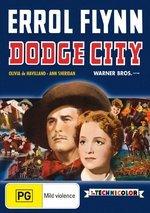 Dodge City on DVD