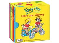 Topsy and Tim's Little ABC Library by Jean Adamson image