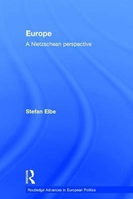 Europe by Stefan Elbe image