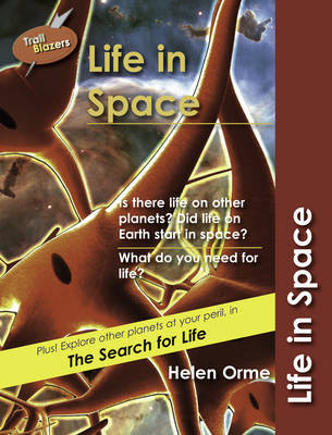 Life in Space by Helen Orme image