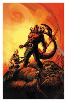Giant Killer by Dan Brereton