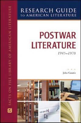 Post-War Literature, 1945-1970