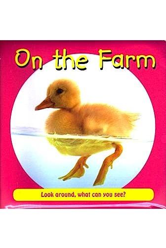 Bath Books: On The Farm