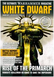 White Dwarf: March 2017