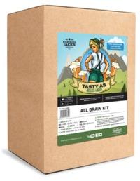 Tasty As Helles Lager Grain Kit