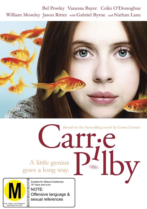 Carrie Pilby on DVD
