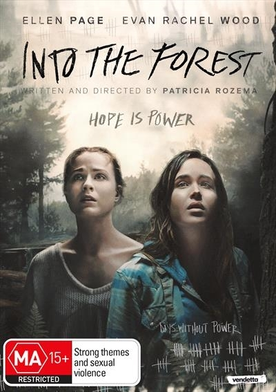 Into the Forest on DVD image