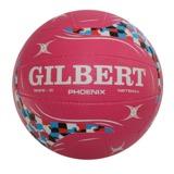 Gilbert Phoenix Netball -Pink (Size 5)