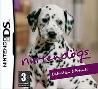 Nintendogs - Dalmatian & Friends for DS