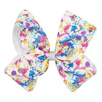 JoJo Siwa: Large Signature Bow - Splatter