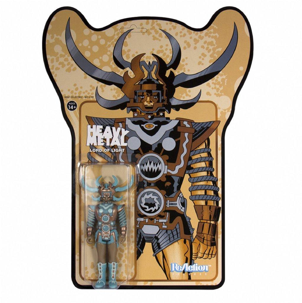 Heavy Metal: Lord of Light (Metallic Ver.) - ReAction Figure image