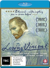 Loving Vincent on Blu-ray