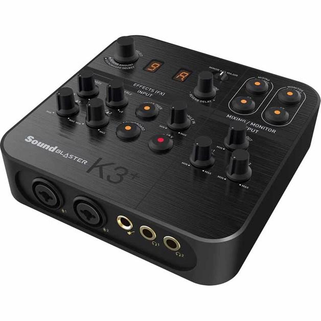 Creative SoundBlaster K3+Mixer