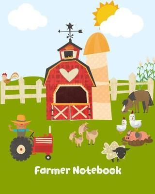 Farmer Notebook by Kiddo Teacher Prints