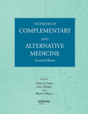 Textbook of Complementary and Alternative Medicine, Second Edition image