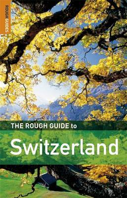 The Rough Guide to Switzerland by Matthew Teller image