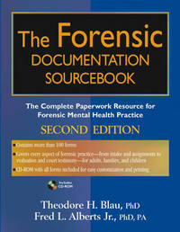 The Forensic Documentation Sourcebook by Theodore H. Blau image