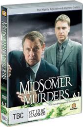 Midsomer Murders Season 6:  6.1 on DVD