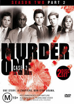 Murder One - Season 1: Part 2 (3 Disc Set) on DVD