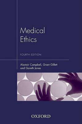 Medical Ethics by Alastair Campbell image