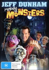 Jeff Dunham: Minding Monsters DVD