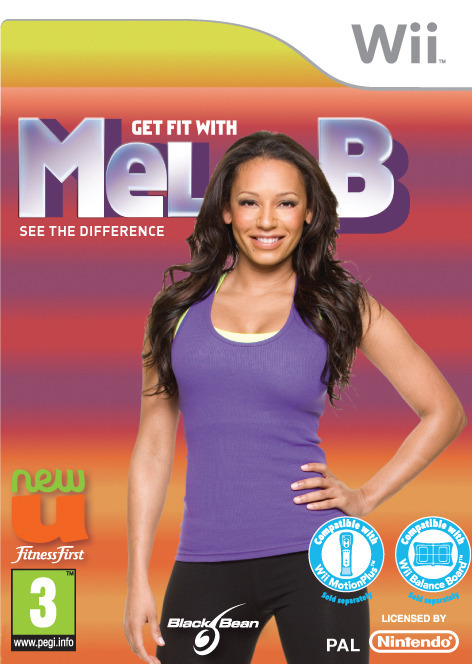 Get Fit With Mel B for Wii
